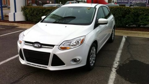 My First New Car!