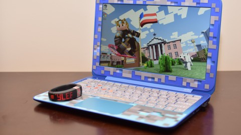 Minecraft Laptop